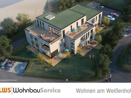 Neubau am Fuße des Killesberg: Moderne Parkvilla mit 10 Wohnungen