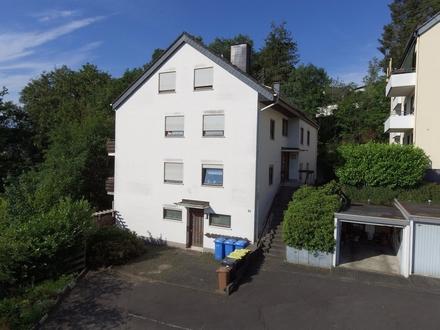 Mehrfamilienhaus mit 6 Wohnparteien in Siegen-OT