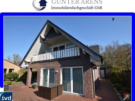 geräumiges solides Wohnhaus an bester ruhiger Sackgassenlage in Westerstede