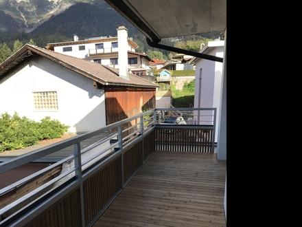 Neubau-Erstbezug: sonnige Wohnung Thaur