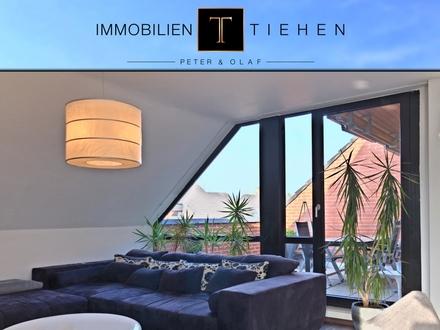 Modernes Wohnen in Meppen-Esterfeld! Eigentumswohung mit Stil-exklusives Bad-riesige Dachterrasse...