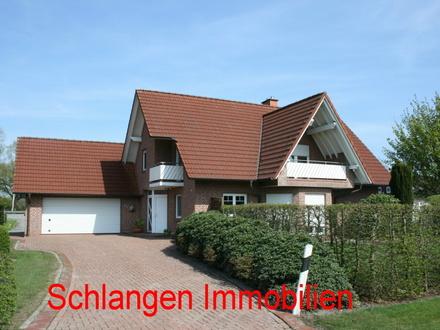 Objekt Nr.: 18/706 Einfamilienhaus mit Doppelgarage im Seemannsort Barßel OT Elisabethfehn
