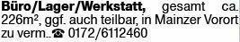 Gewerbe in Mainz-Laubenheim (55130)