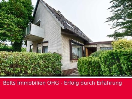Solides Zweifamilienhaus auf einem Erbpachtgrundstück in Bremerhaven