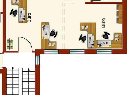 1-Raum-Büro/Praxis in Osnabrück der Wüste/Innenstadt