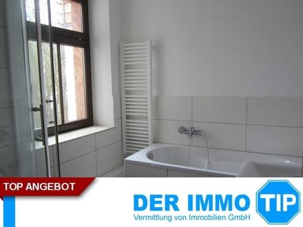 Wunderschöne 4-Raum-Wohnung top saniert mit Spezialgrundriss in Chemnitz Gablenz mieten