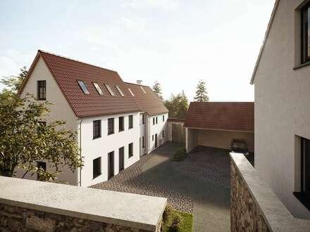 Herrliche Aufenthaltsqualität:3-Zimmer-Dachgeschosswohnung mit Balkon in zentraler Lage