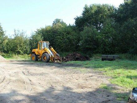 5732 - RESERVIERT! Baugrundstück inkl. Planung und Baugenehmigung! Weideland für Pferdehaltung o.ä. zukaufbar