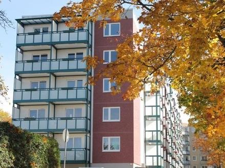 Lift und großer Balkon