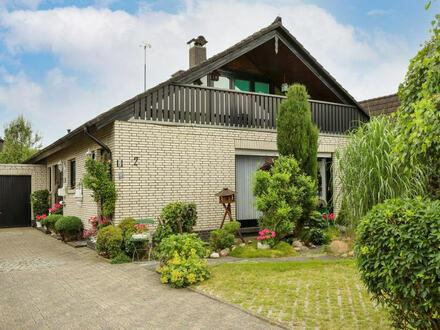 TT bietet an: Sehr gepflegtes Einfamilienhaus in Himmelreich!