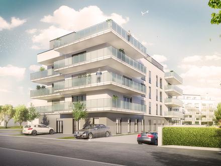 Barrierefreies Penthouse mit Einliegerwohnung plus Servicekonzept und KfW-Förderung (KfW-Effizienzhaus 55)