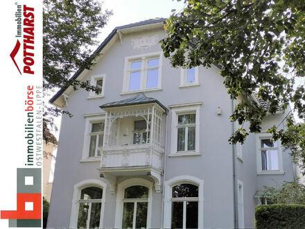Exklusive Altbauwohnung in denkmalgeschützter Villa - direkt am Wall!