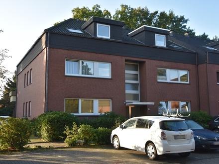 Oldenburg: 1-Zimmer Erdgeschosswohnung mit Terrasse in zentraler Lage, Obj. 5338
