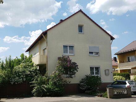 RESERVIERT!!! Lieber BetonGOLD! Mehrfamilienhaus in Bad Staffelstein
