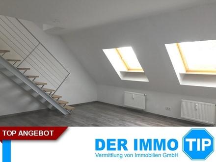 Günstige Maisonette-Wohnung in Chemnitz Gablenz mieten!