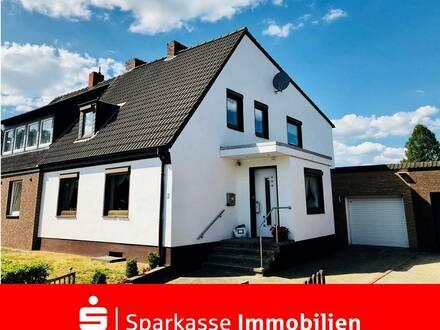 Interessante Doppelhaushälfte mit viel Platz und schönem Grundstück in Arbergen