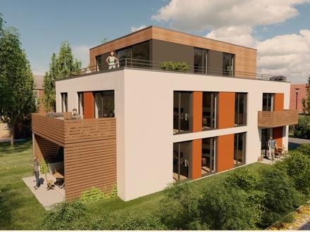 Penthouse-Wohnung - Neubau Erstbezug