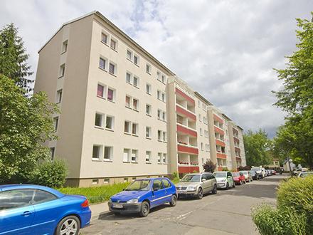 In der Herrichtung. Schöne 2-Zimmerwohnung mit Balkon