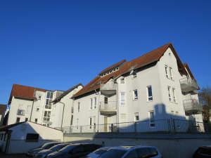Vermietete 3-Zimmer-Wohnung im Erdgeschoss