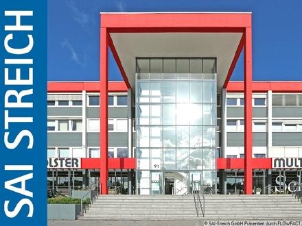 Kleine Bürofläche im großen Ärztezentrum an der Eckendorfer Straße!
