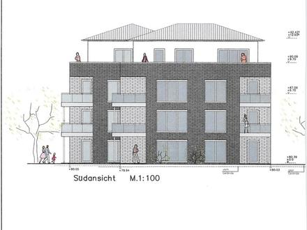 3-Zi. Neubau-Wohnung im 1. OG mit Balkon und Fahrstuhl KFW 55 Rietberg-Neuenkirchen