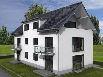 Attraktive Neubauwohnung mit Balkon!
