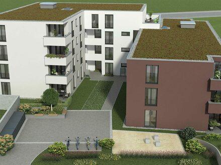 Viel Platz für die Familie - 5-Zimmer-Neubau-Eigentumswohnung in Frankfurt