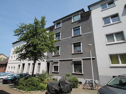 Vermietete Eigentumswohnung in zentraler Lage...