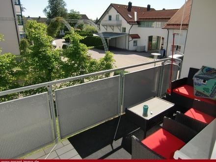 *Marktoberdorf!! TOP-LAGE! Sonnige 3 Zimmer-Wohnung mit Balkon und Tiefgarage!!!*