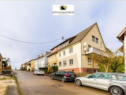 Geräumige Doppelhaushälfte in ruhiger Lage in Hochdorf zu verkaufen