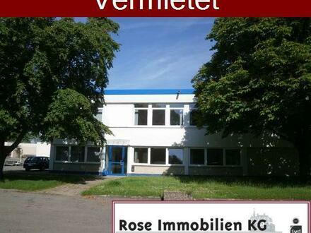 ROSE IMMOBILIEN KG: Produktions- und Lagerflächen auf grossem Areal in Minden!