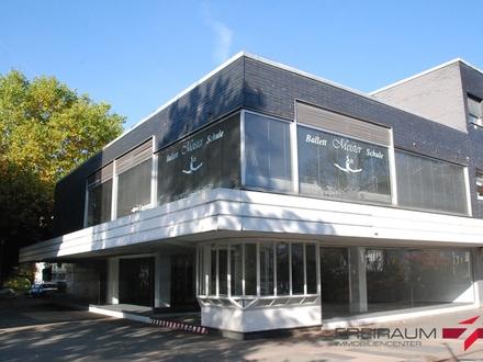 FREIRAUM4 +++ Geschäftshaus im Weidenauer Einkaufszentrum!