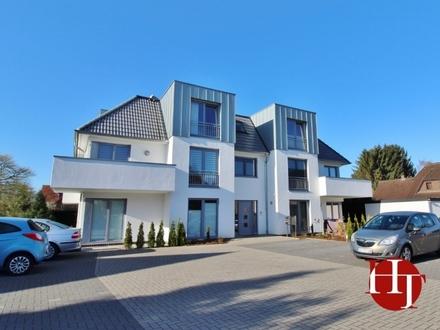 Zentral in Brinkum – neuwertige Erdgeschosswohnung mit Terrasse!