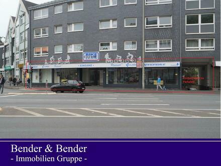 PROVISIONSFREI ! Verkaufs- Dienstleistungsflächen-beste, zentrale Citylage ! Ehemals *bike-corner*