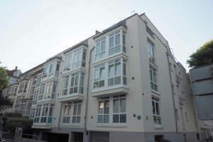 Moderne Maisonette-Wohnung mit großem Süd-West-Balkon