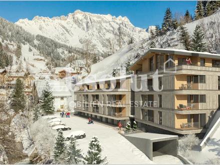 INVESTMENT! Bauvorhaben mit 19 exklusiven Appartements in zentraler Lage in Dienten am Hochkönig!