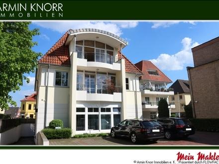 Helle 3-Zi.-Obergeschosswohnung mit TG-Platz in OL/Nadorst