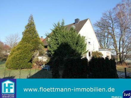 Ein-/Zweifamilienhaus am Rande von Friedrichsdorf!