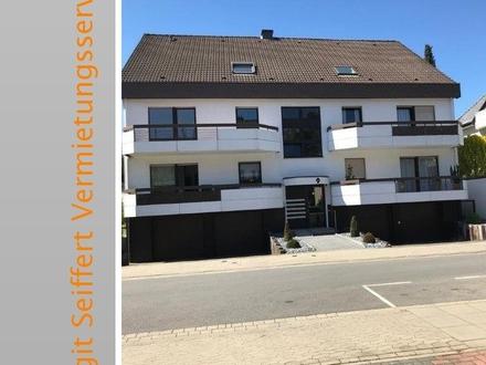 Schicke 3-Zimmer-Wohnung mit Balkon in Kurparknähe
