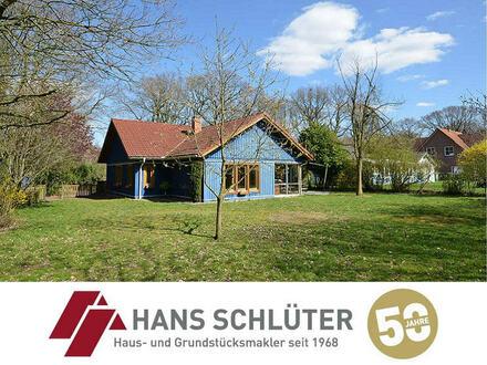 Schwedenhaus in idyllischer Wohnlage mit guter Anbindung!