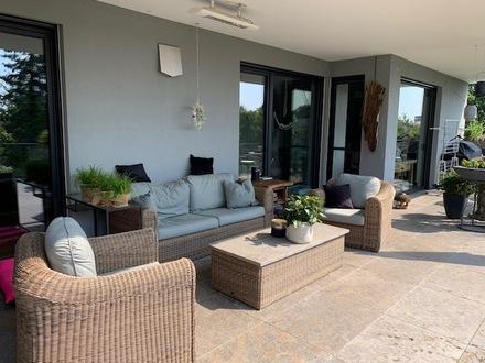 RESERVIERT - Exklusive, große Penthouse-Wohnung im Zentrum von Crailsheim