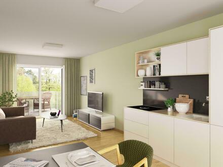Top 8 - 3-Zi.-Wohnung mit Balkon