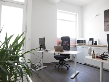 Moderne Bürofläche in stark frequentierter Lage