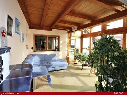 *Der Traum vom Wohnen - großes freistehendes Einfamilienhaus mit Pool & Doppelgarage - ELW möglich*