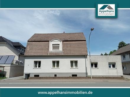 Mehrfamilienhaus mit Erweiterungspotential in Borgholzhausen