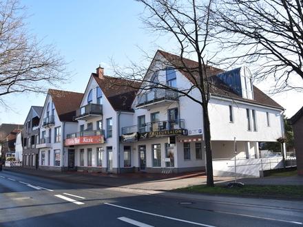 Oldenburg: Schöne 1-Zimmer-Wohnung mit Balkon und Tiefgaragenstellplatz in zentraler Lage, Obj. 5657