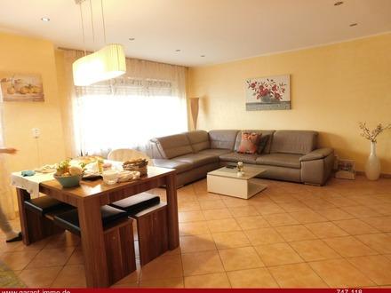 Modernisierte, helle 3 Zimmer-Wohnung in zentraler Lage von Mundenheim mit Garage