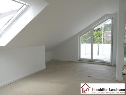 Erstvermietung: Neubau-Dachgeschosswohnung in Gadderbaum
