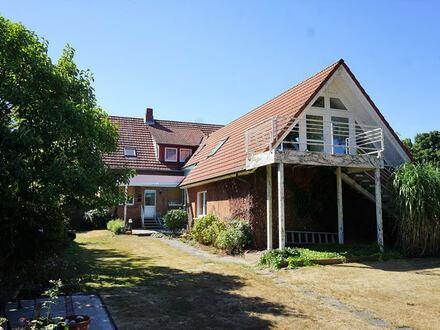 Ganze Familie unter einem Dach - Zweifamilienhaus mit Studio in Lahde