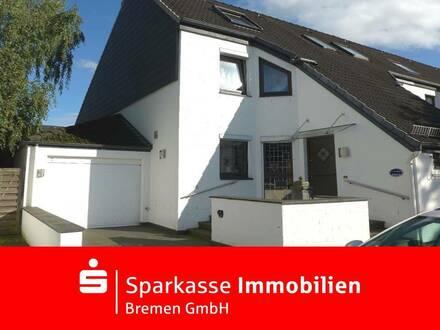 Charmantes Reihenendhaus in Bremen-Habenhausen in der Nähe vom Werdersee